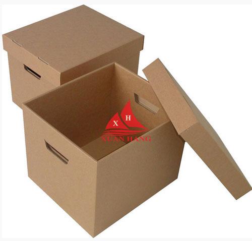Thùng Và Hộp Carton